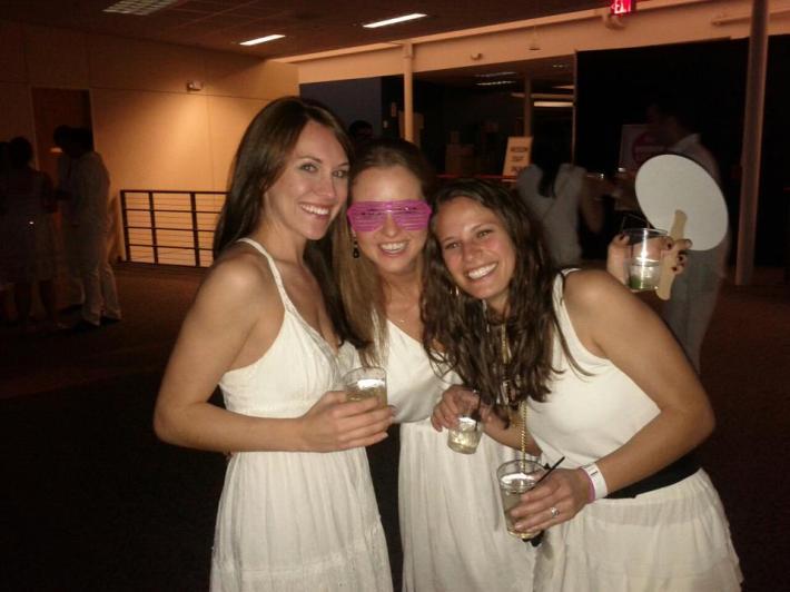 미국을 이끌 백인여성리더들, 왼쪽이 내가 존경해마지않는 Shalie, 가운데가 구글출신 Sophie