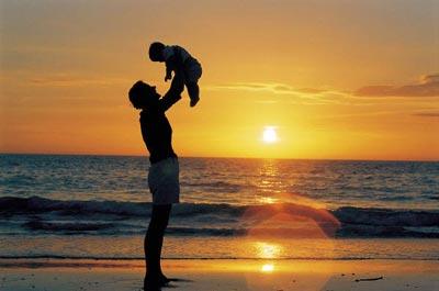부모님의 사랑...하나님의 사랑의 실마리를 찾을 수 있지 않을까